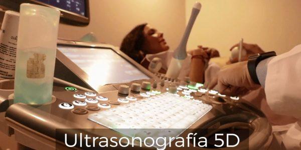 Área de Imagenología: Ultrasonografía 5D